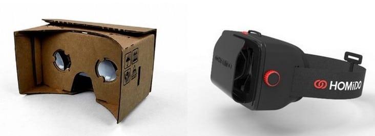 Casques VR Smartphones