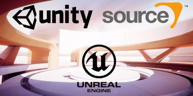 Moteurs graphiques : Unreal 4, Unity 5 et Source 2 gratuits