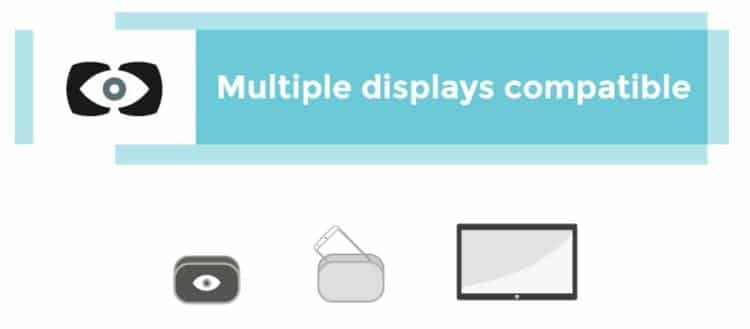 Widerun multiple displays compatible