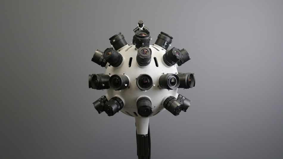 Caméra Jaunt