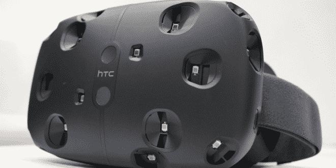 Le HTC Vive a un design très classique