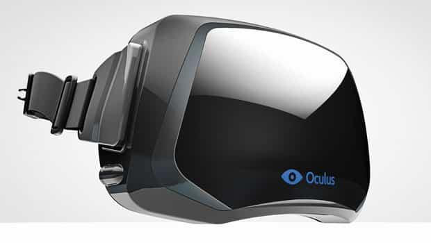 Facebook Oculus réalité virtuelle