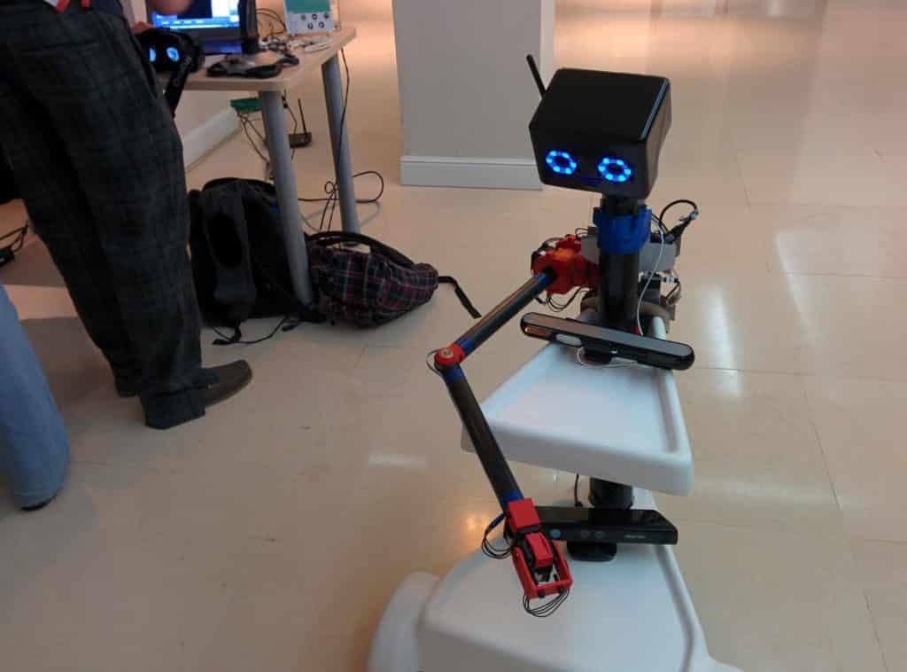 Laval Virtual Days ROBOT