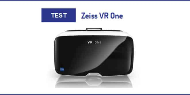 Test Zeiss VR One RVC
