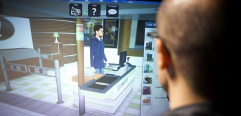 virtual reality et alcoolisme