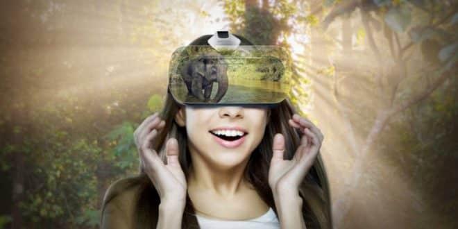 Gone une serie 360 pour Gear VR