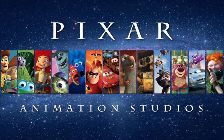 Pixar et ses oeuvres