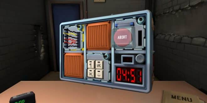 Keep Talking and Nobody Explodes sort sur la Samsung Gear VR
