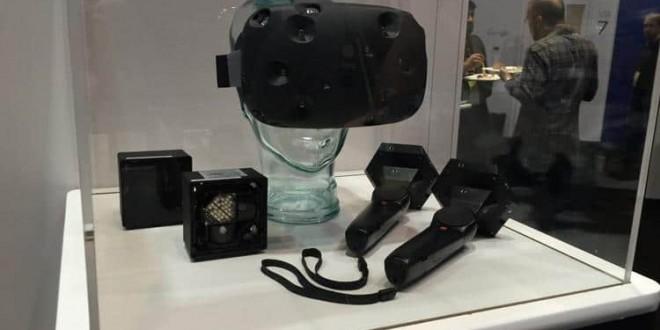 HTC Vive, le casque de HTC et Valve