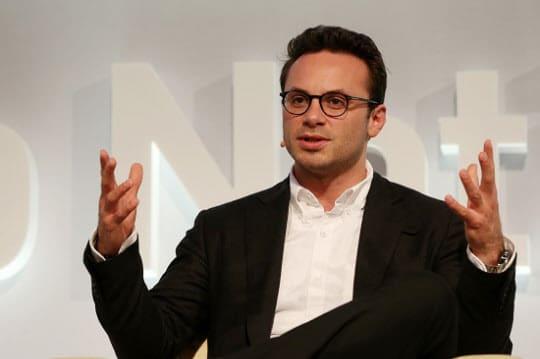 Brendan Iribe, directeur d'Oculus