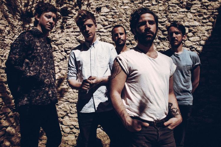Foals, groupe de rock britannique