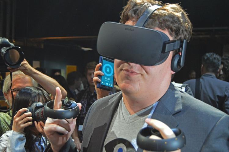 Palmer-Luckey Oculus