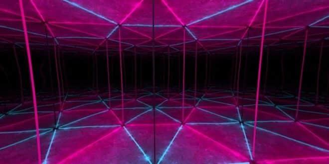 Prismatic, une animation lumineuse et musicale pour la RV