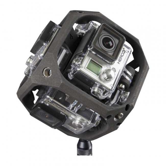 GoPro caméra sphérique