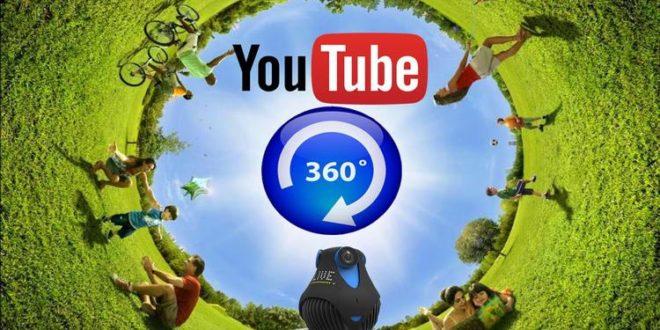 youtube 360°