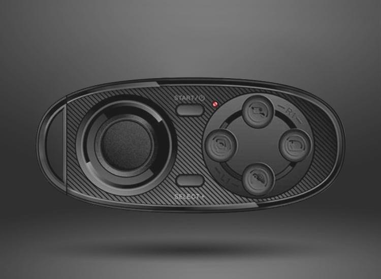 Homido VR gamepad