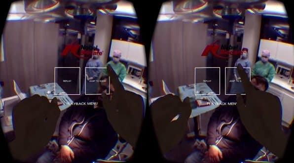 dentiste réalité virtuelle
