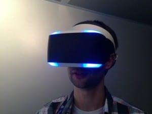 Playstation VR Casque