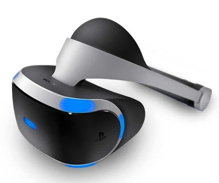 Casque VR sony morpheus