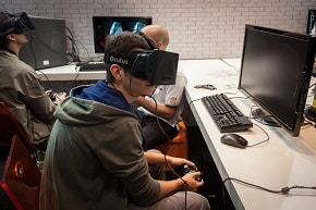 cours et réalité virtuelle