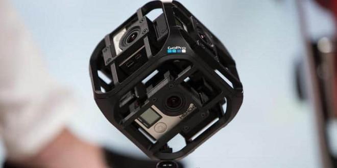 GoPro caméra 360°