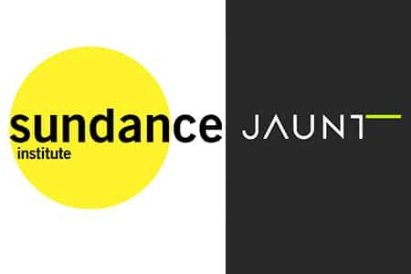 Logos de Sundance Institute et Jaunt