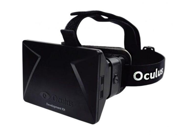 Oculus DK1 prototype prix oculus rift