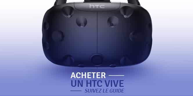 carre achat htc vive