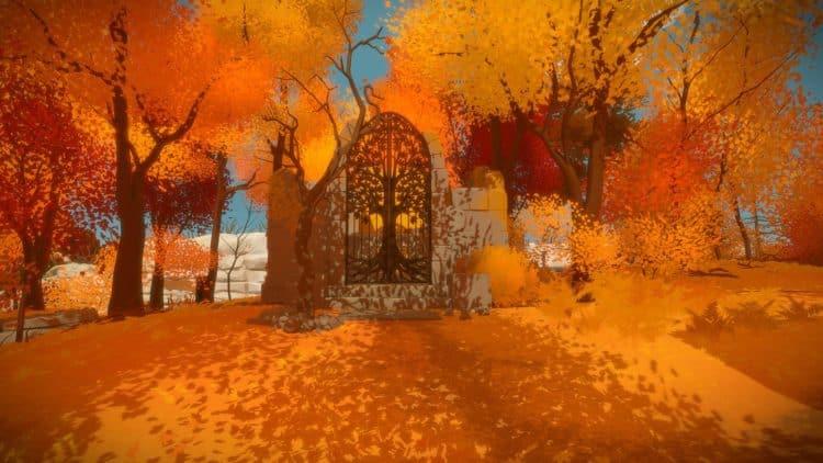 The Witness jeu Oculus Rift