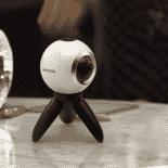 La caméra 360 de samsung, la Gear 360
