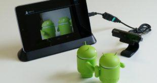 Android réalité augmentée
