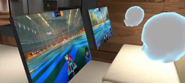 BigScreen vous teleporte dans un salon virtuel