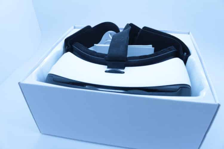 Boite Samsung Gear VR