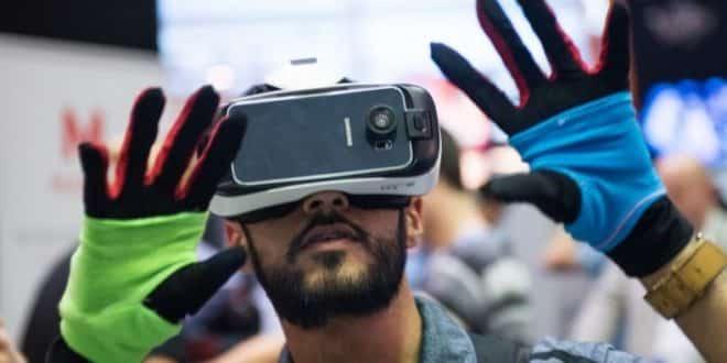 CES 2016 réalité virtuelle