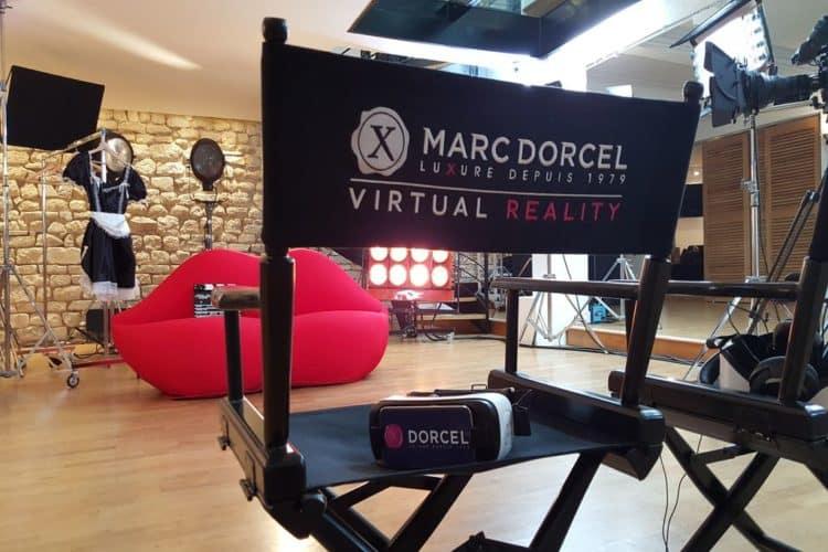 Dorcel réalité virtuelle X