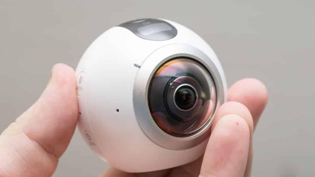 Gear 360 réalité virtuelle