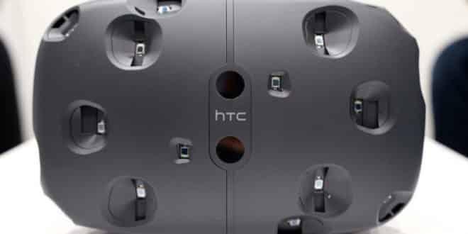 HTC-Vive repoussé
