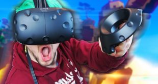 Jacksepticeye Test HTC Vive