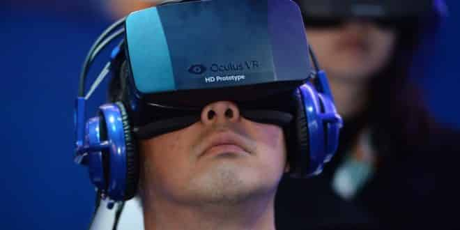 Réalité virtuelle Jeux olympiques