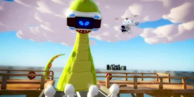 Monster Escape sony