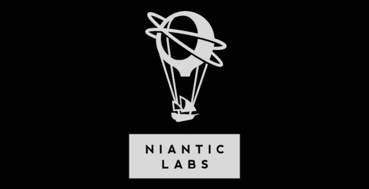 Le logo du studio Niantic Labs travaillant sur la réalité augmentée