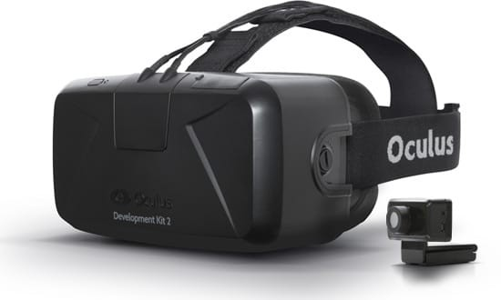 Oculus Rift Dk2 devis location