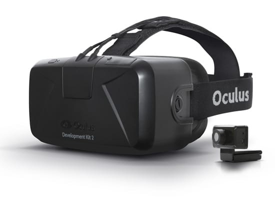Oculus Rift dk2 prix