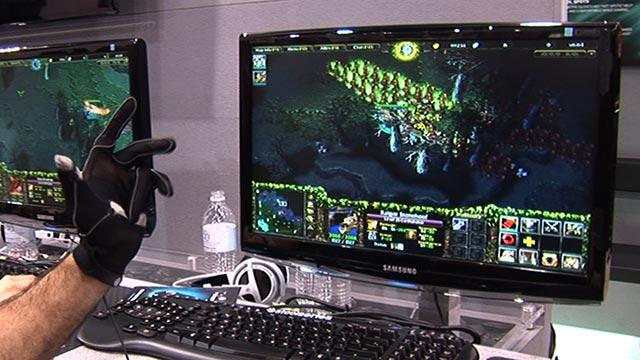 Peregrine Test sur Warcraft III