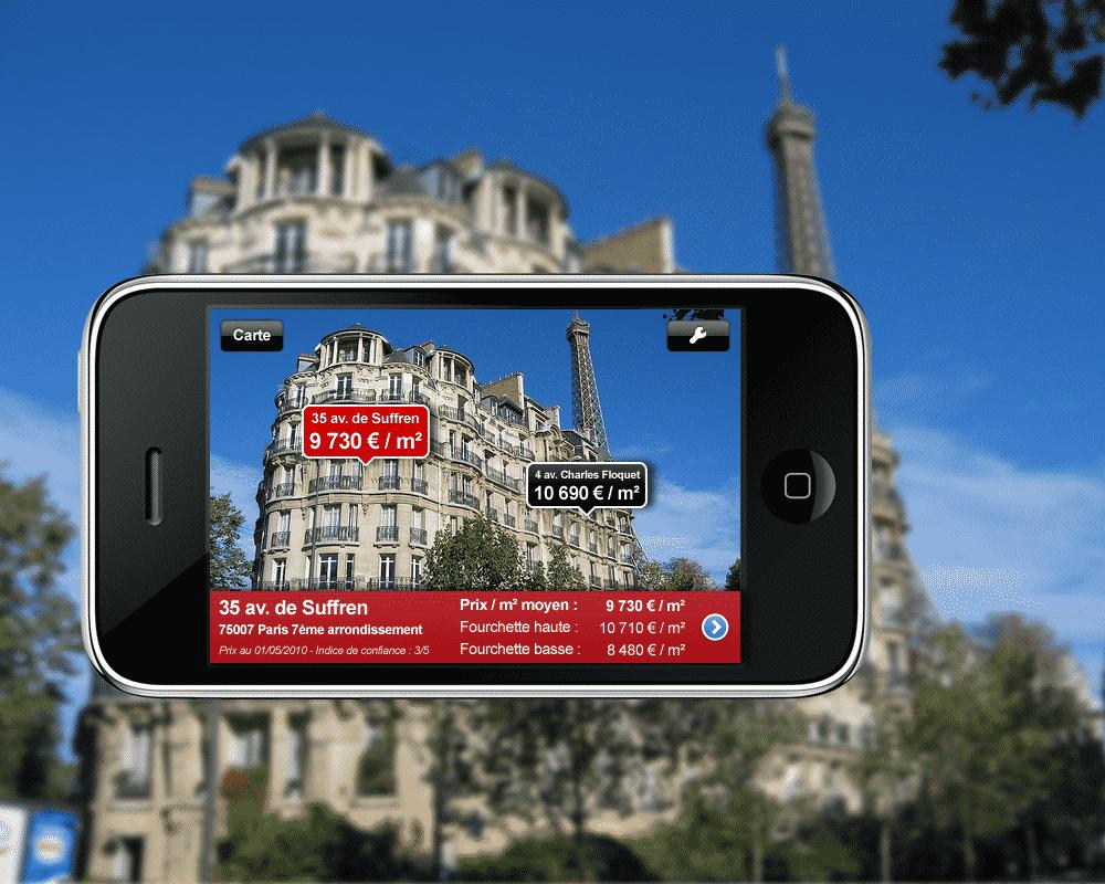 Realite Virtuelle Iphone