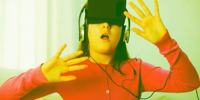 Réalité virtuelle motion sickness