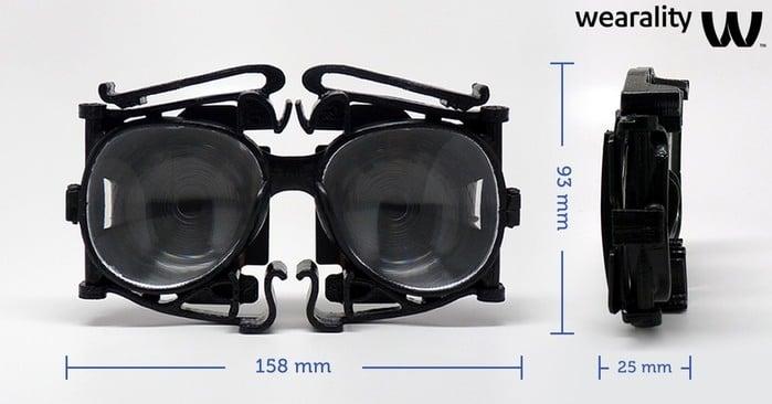 Razer casque VR