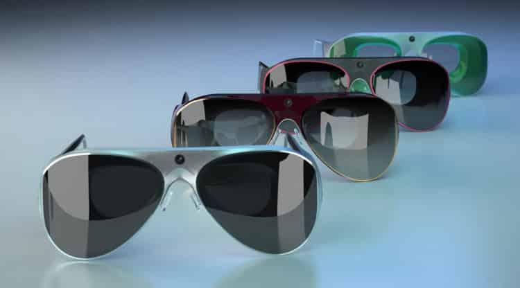 Space Glasses Meta 2
