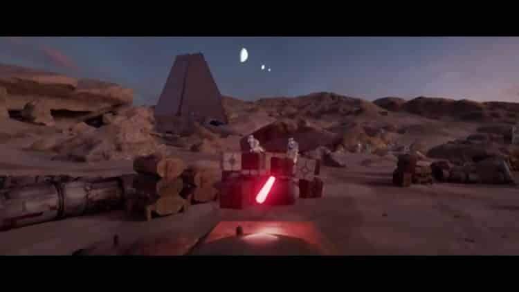 Star Wars réalité virtuelle