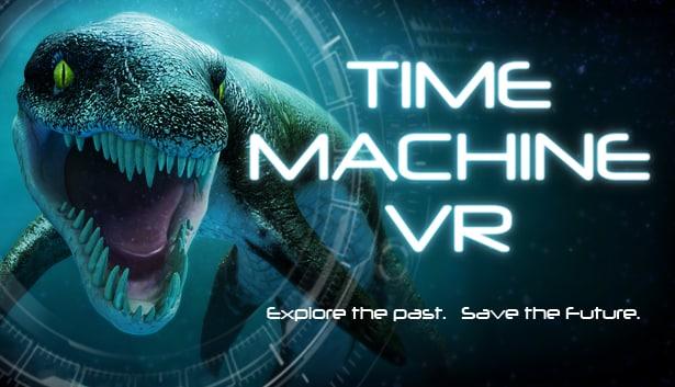 Time Marchine VR découvrir le Jurassic en RV